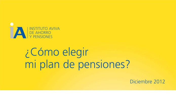 Descubre las claves para elegir el plan de pensiones adecuado