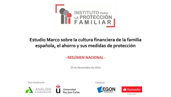 ¿Están protegidas las familias españolas?