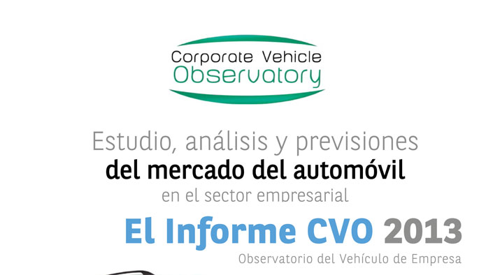 Observatorio del Vehículo de Empresa (CVO) de Arval