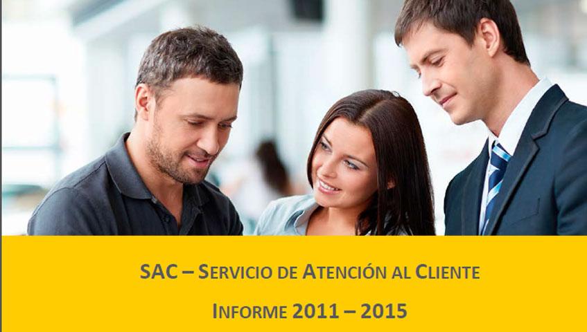 Inade analiza el Servicio de Atención al Cliente (SAC) de los corredores