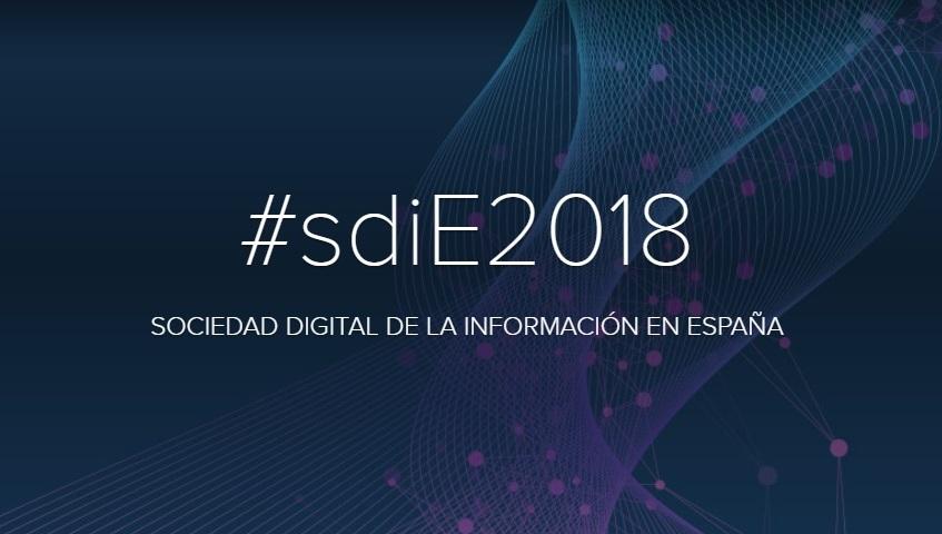 Informe de la Sociedad Digital en España 2018