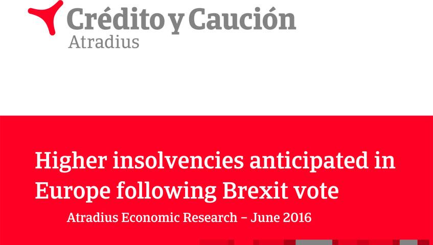 Crédito y Caución analiza el impacto de la salida de Reino Unido de la UE