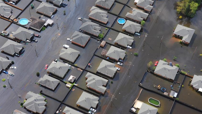 La temporada de huracanes de 2017 fue la más costosa para el seguro desde 2005