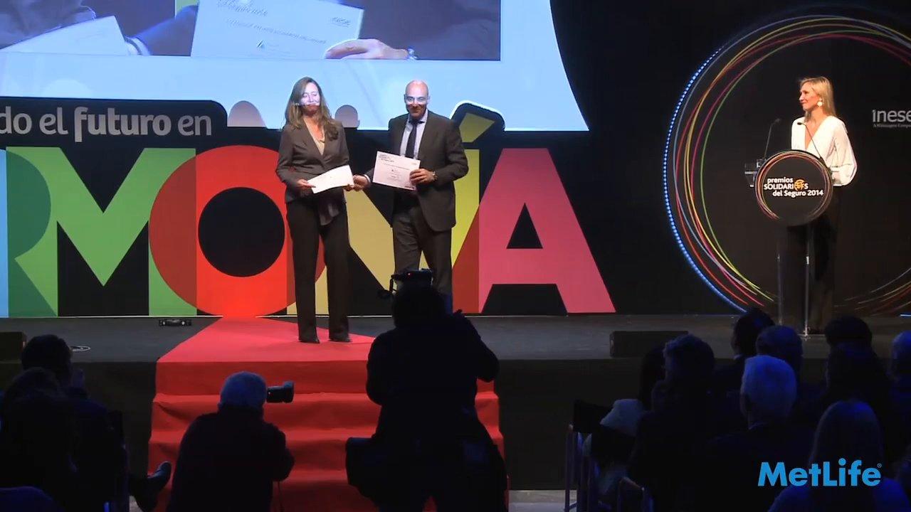 MetLife premia la labor en España de Junior Achievement