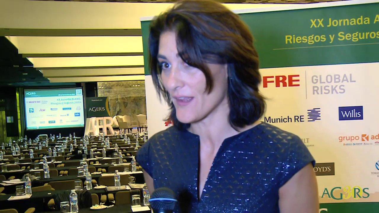Entrevistamos a Alicia Soler, gerente de AGERS