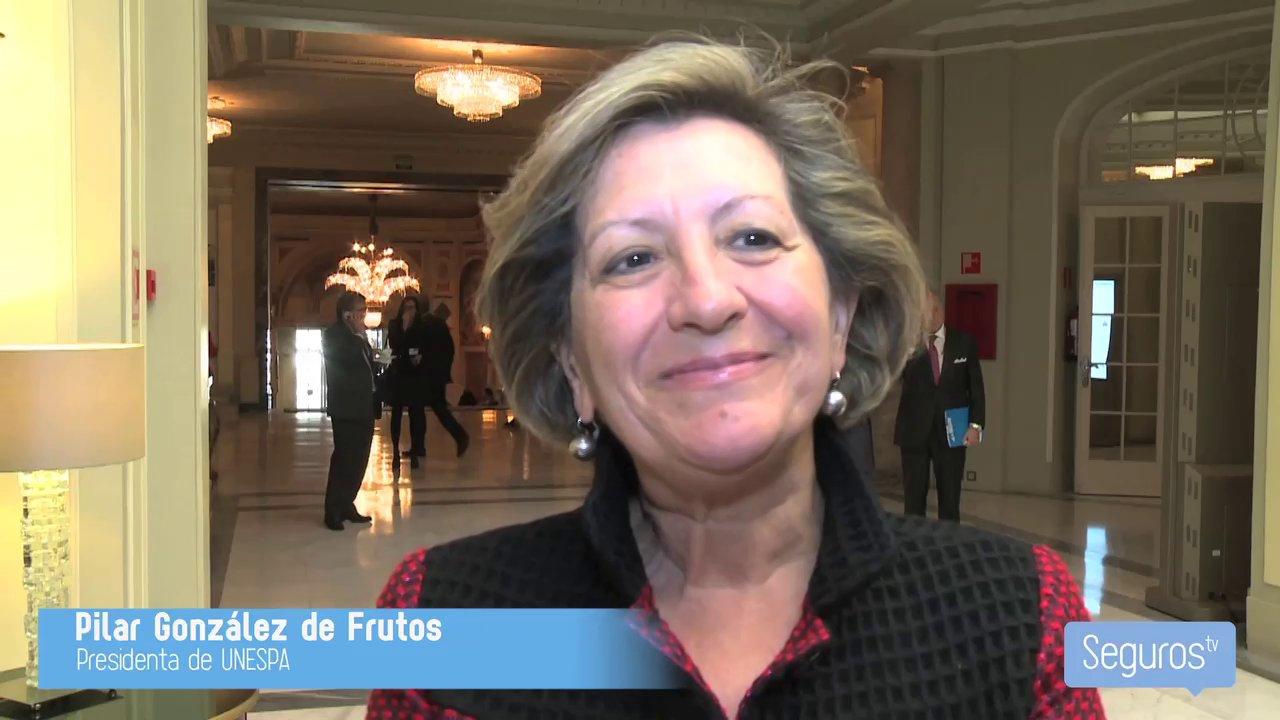 +Personal: Pilar González de Frutos, presidenta de Unespa