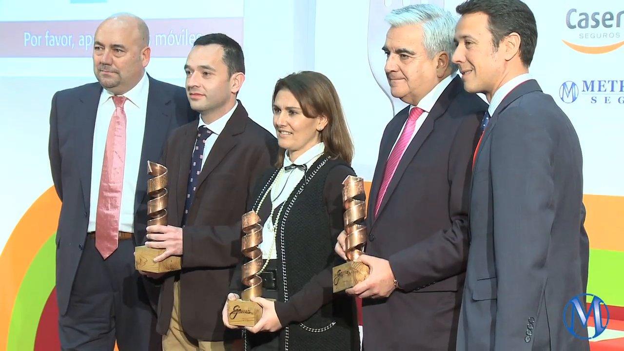 Metrópolis Seguros vuelve a patrocinar los Premios GEMA 2015