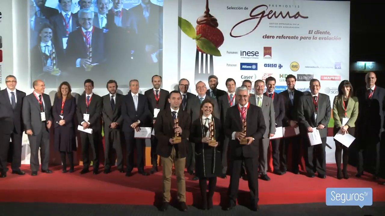 Los XII Premios Gema reconocen la gestión de la mediación