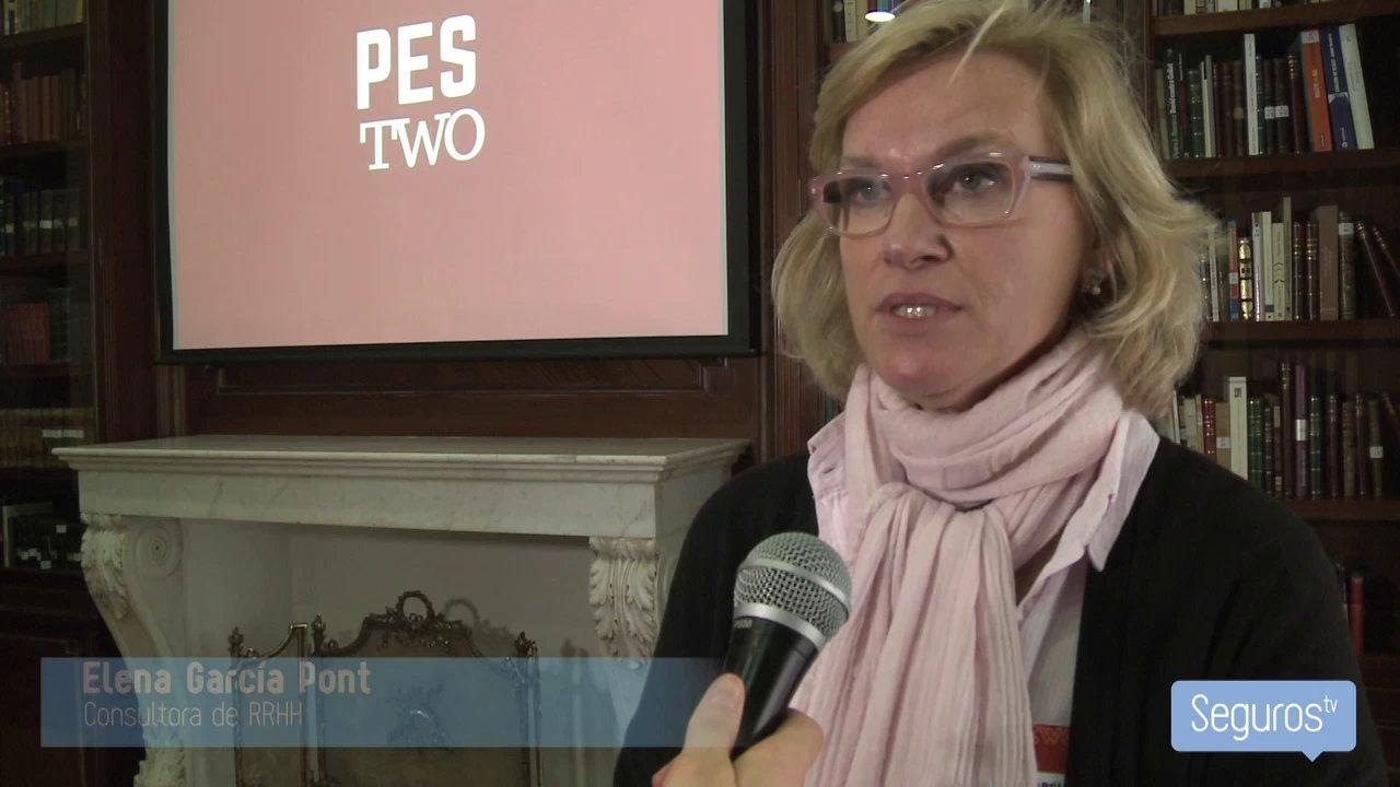 """Elena García Pont: """"Es bueno aceptar todo cambio que se avecina"""""""