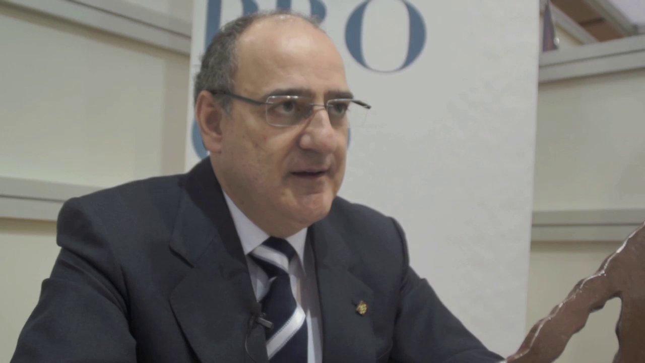 Hablamos con Ignacio Soriano, presidente del Colegio de Valencia