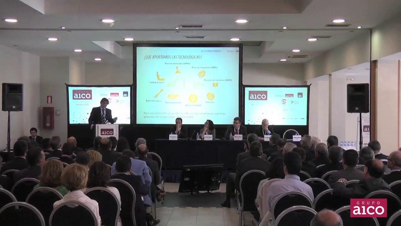 El proyecto EIAC, protagonista del VII Congreso de Grupo Aico