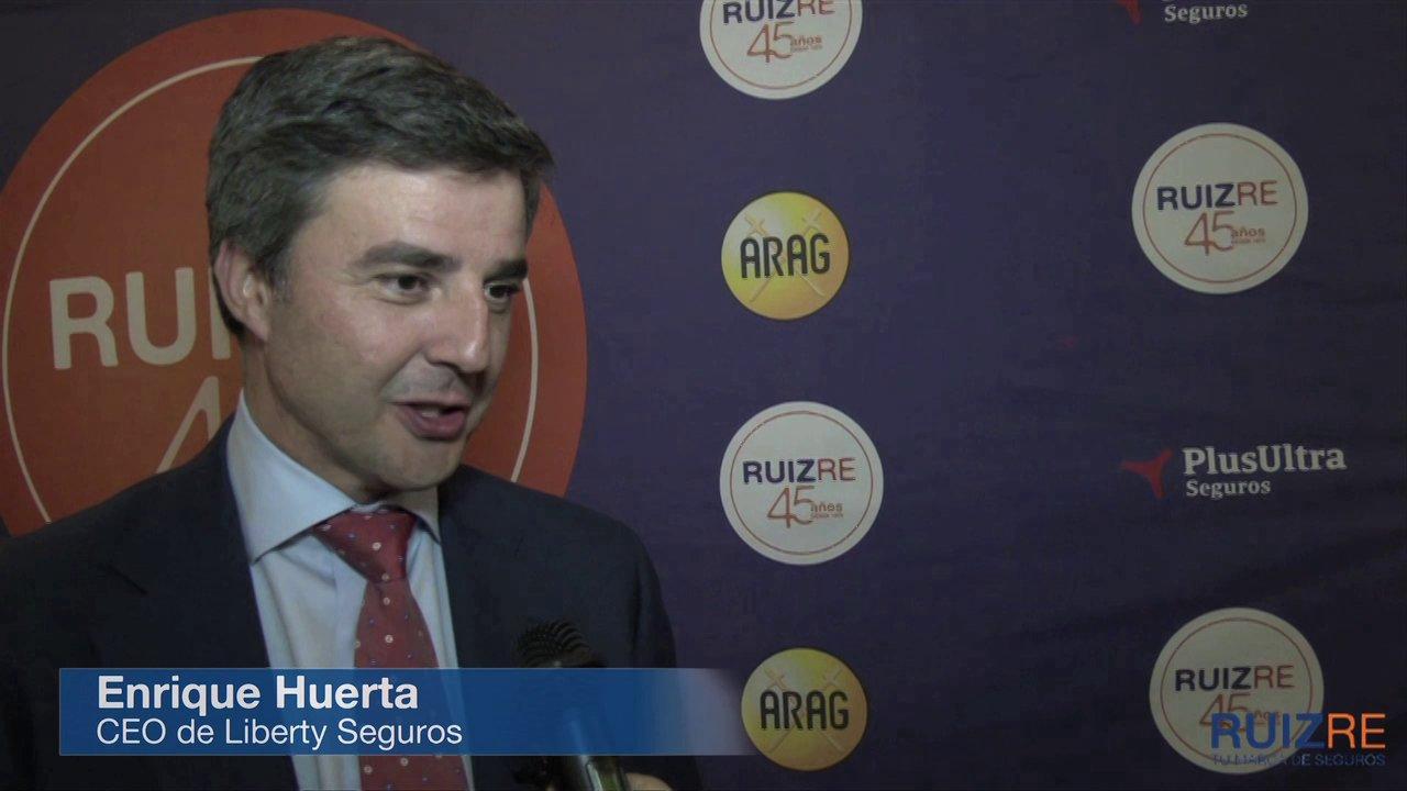 Enrique Huerta nos desvela cómo es su relación con Ruiz Re