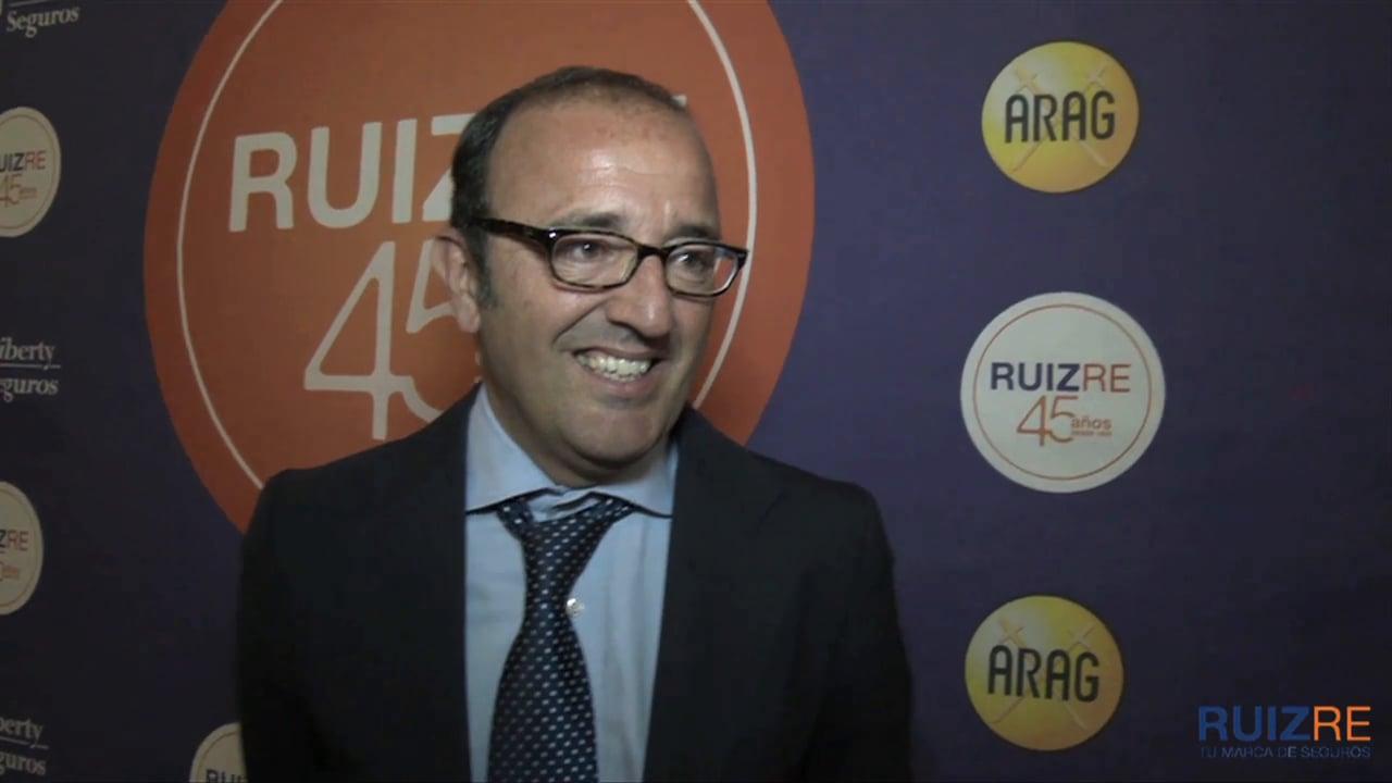 ¿Cómo es la relación de Reale Seguros con Ruiz Re?