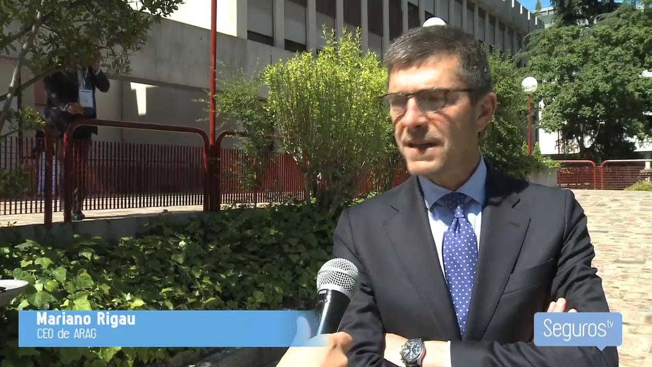 +Personal: Mariano Rigau, CEO de Arag