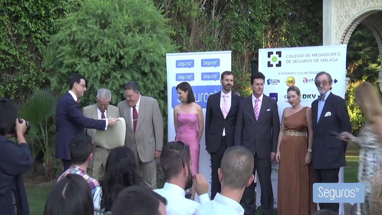 El Colegio de Málaga celebra la Fiesta en honor de la Patrona