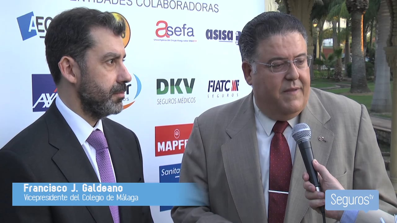 """""""Damos mucho valor a la labor que hace el Colegio de Málaga"""""""