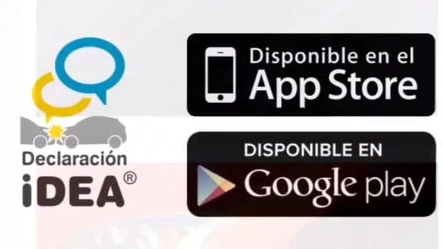 La app iDEA lleva el parte amistoso a los dispositivos móviles