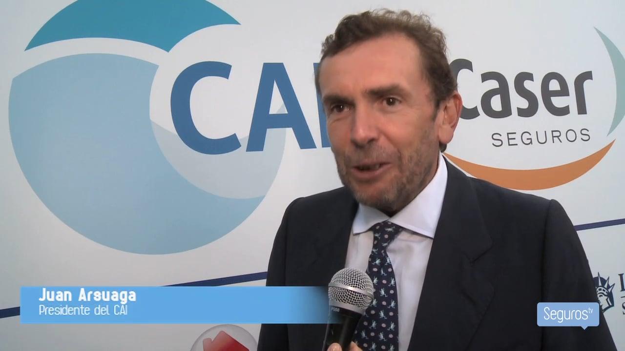 Entrevistamos a Juan Arsuaga, presidente del CAI