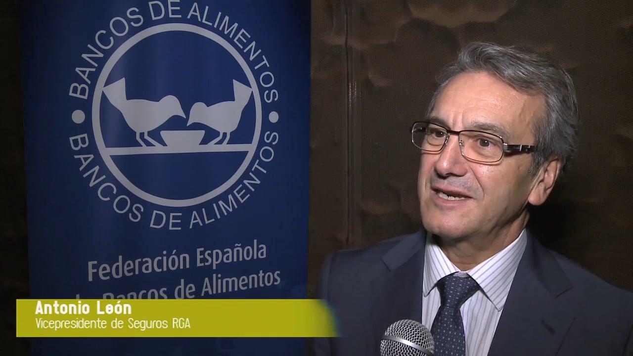 Entrevistamos a Antonio León, vicepresidente de Seguros RGA