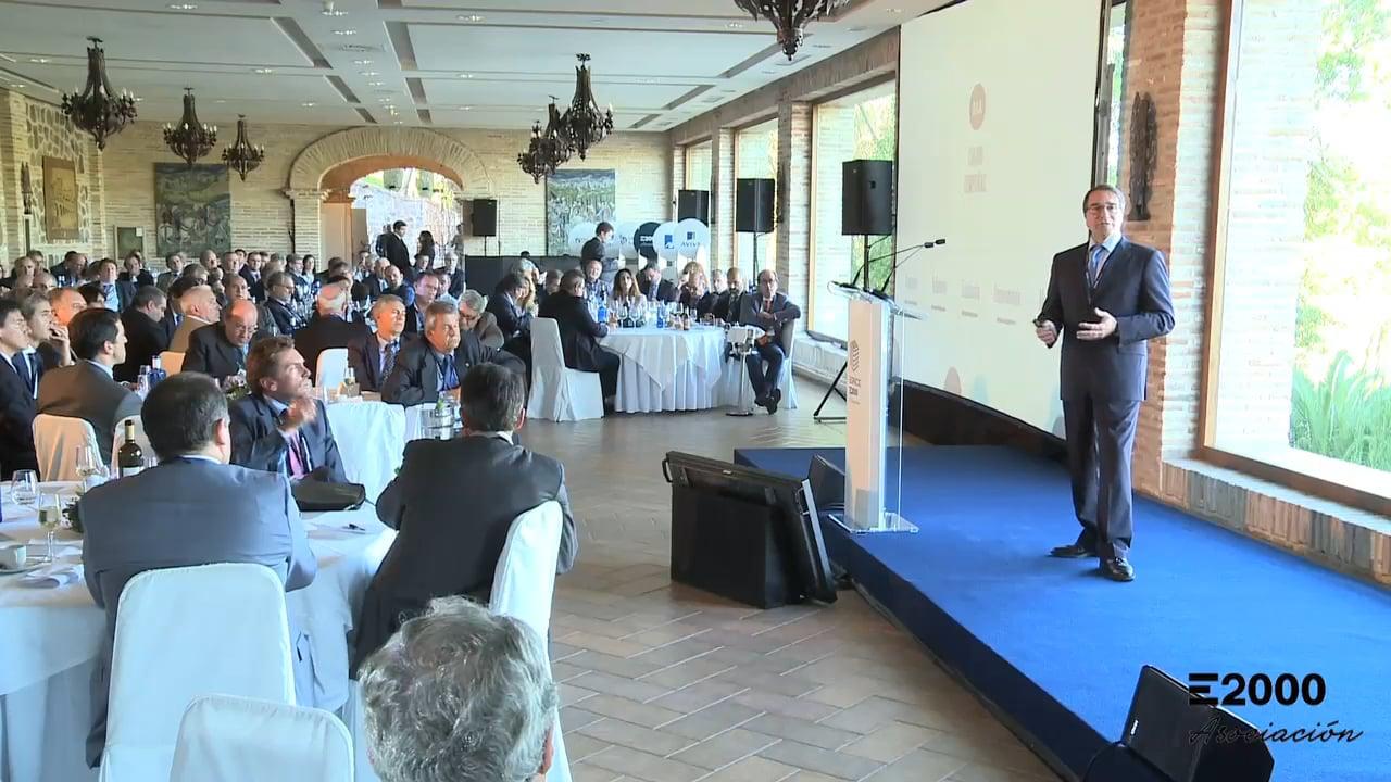 E2000 Asociación presenta su nueva estrategia en Toledo