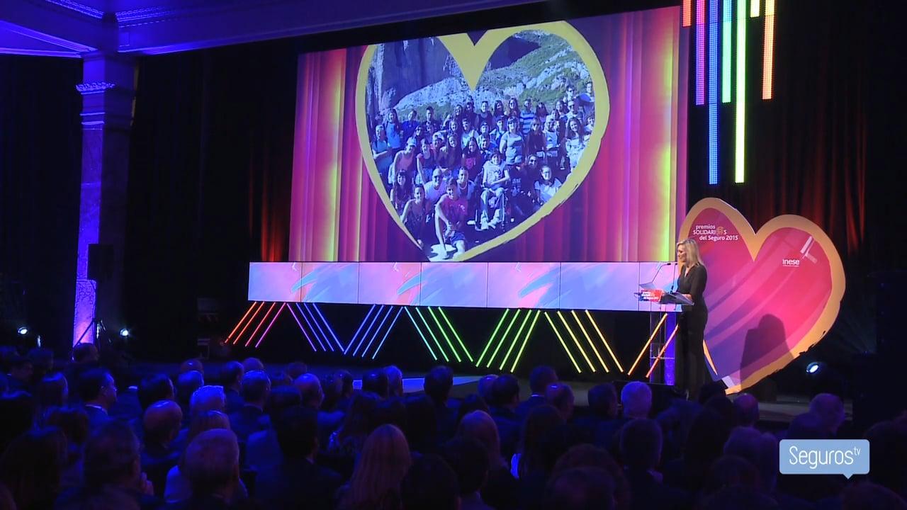 XV edición de los Premios Solidarios del Seguro