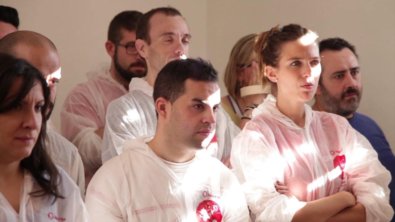 Reparalia impulsa el voluntariado corporativo en sus acciones de RSC