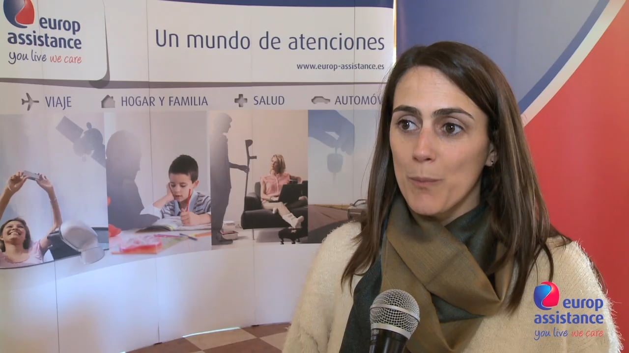"""""""La aportación de Europ Assistance es muy importante para Fundación DACER"""""""