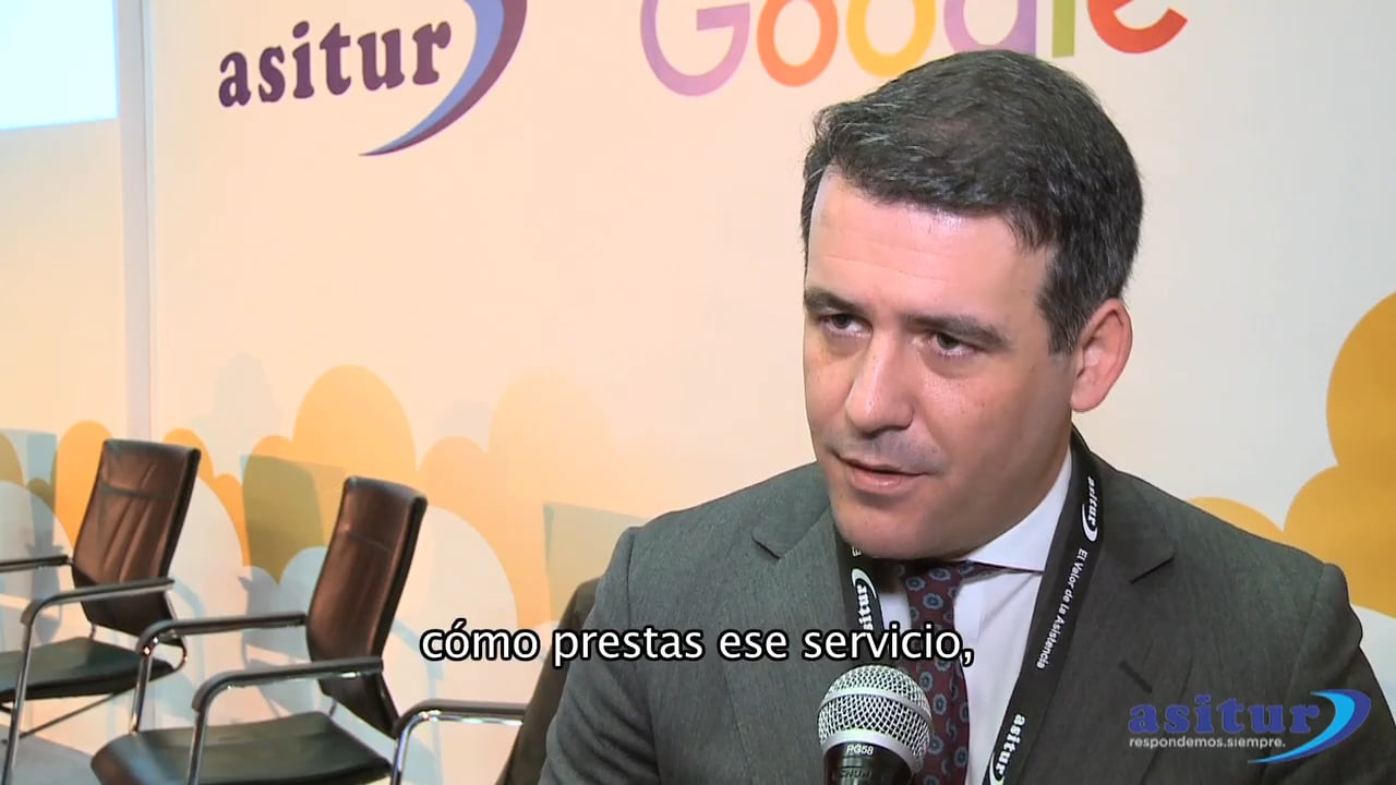 Entrevistamos a Eduardo Rodríguez Sierra, director comercial y de marketing de Asitur
