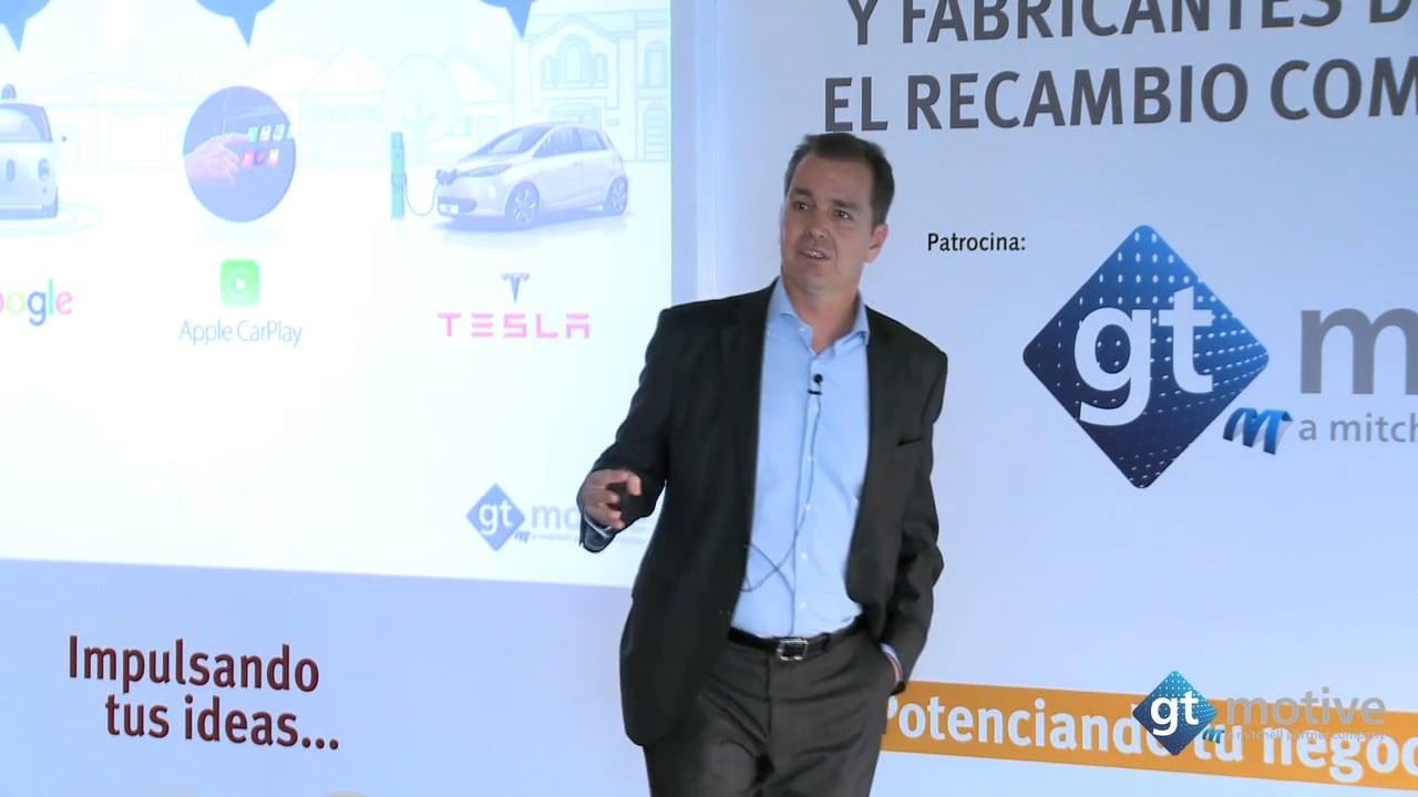 GT Motive apuesta por la tecnología como nexo de unión entre aseguradoras y fabricantes de coches