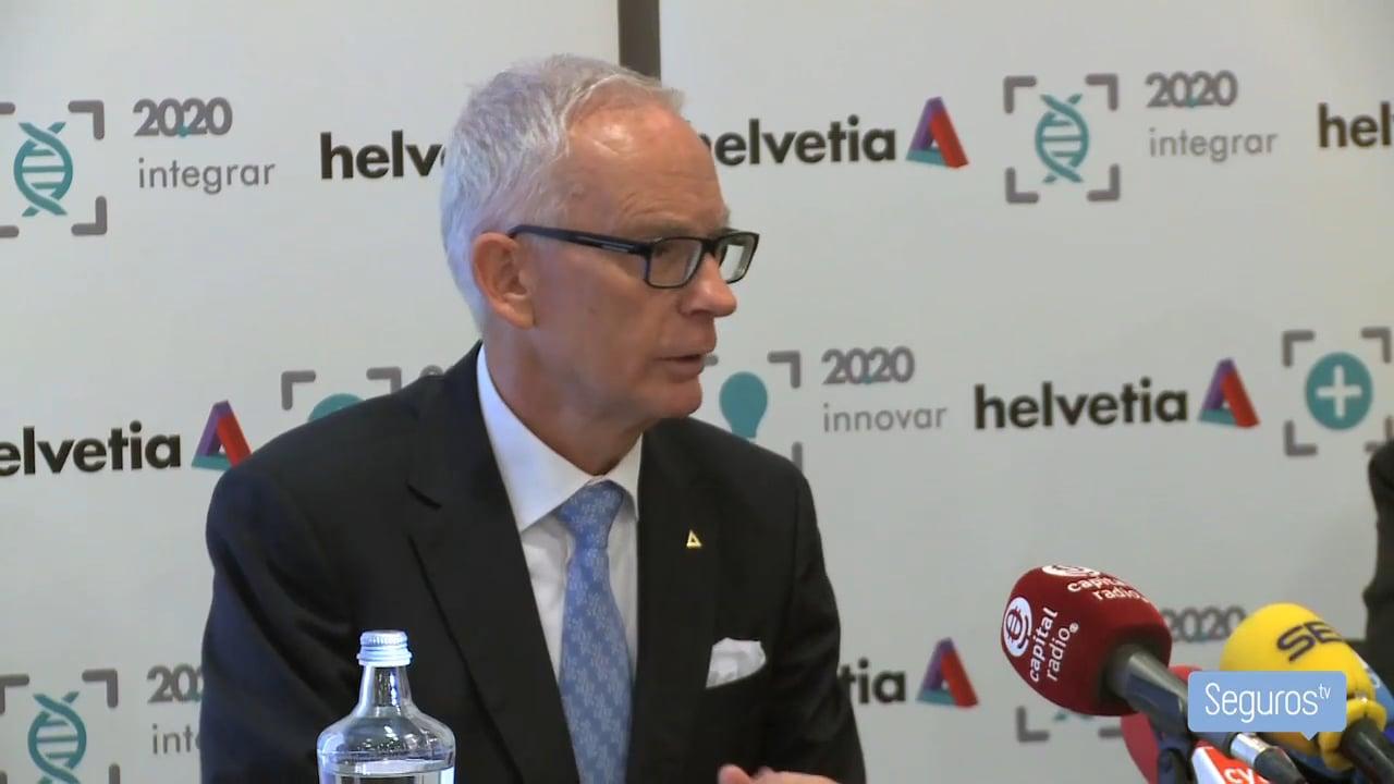 Helvetia pone en marcha la Estrategia Helvetia 20.20 para seguir creciendo