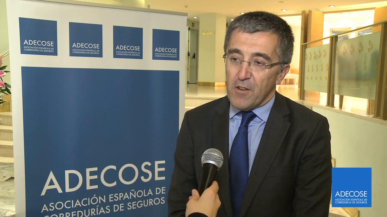 Entrevistamos a José Luis Ferré, consejero delegado de Allianz Seguros