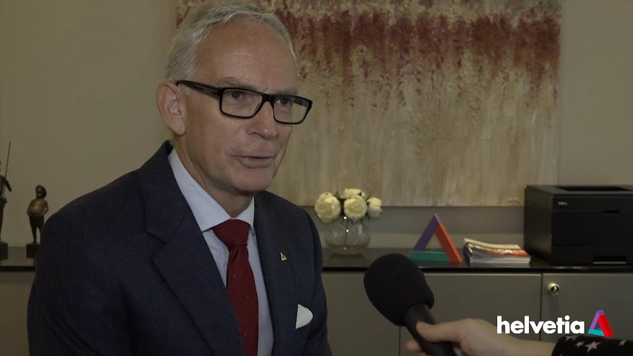 """""""Tras la integración de Nationale Suisse seremos más potentes en todos los sentidos"""""""