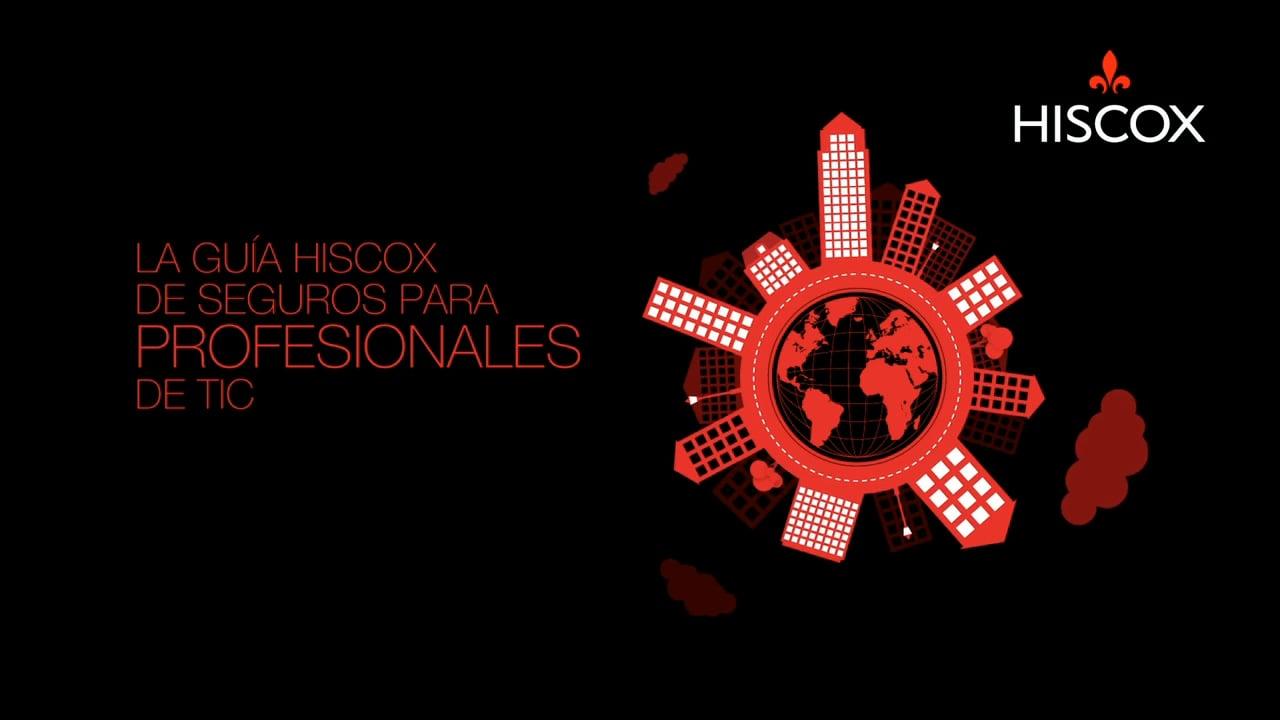 Hiscox explica los principales riesgos de los profesionales de las TIC en un minuto