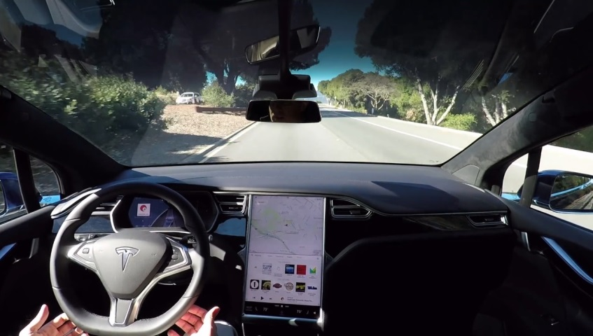 Coche autónomo: Así funciona el sistema Autopilot de Tesla