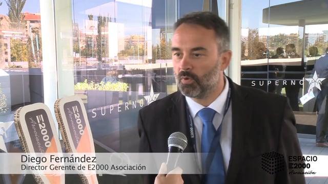 Diego Fernández adelanta los planes a medio y lago plazo de E2000 Asociación