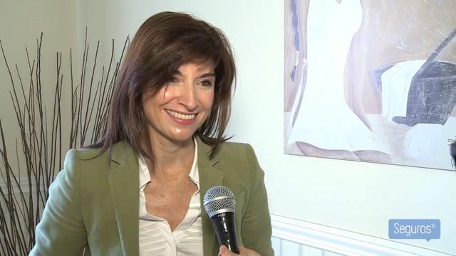 """Pilar Lázaro (Fecor): """"Estoy ya inmersa en la multitud de proyectos que acomete la Federación"""""""