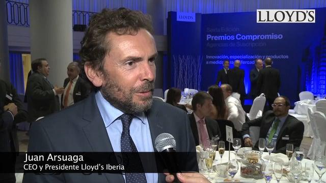 """Juan Arsuaga: """"Las agencias de suscripción son especialización y productos a medida"""""""