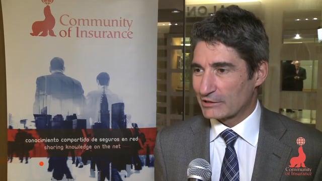 Fernando Acevedo (Acenture) desvela los retos del seguro en 2017