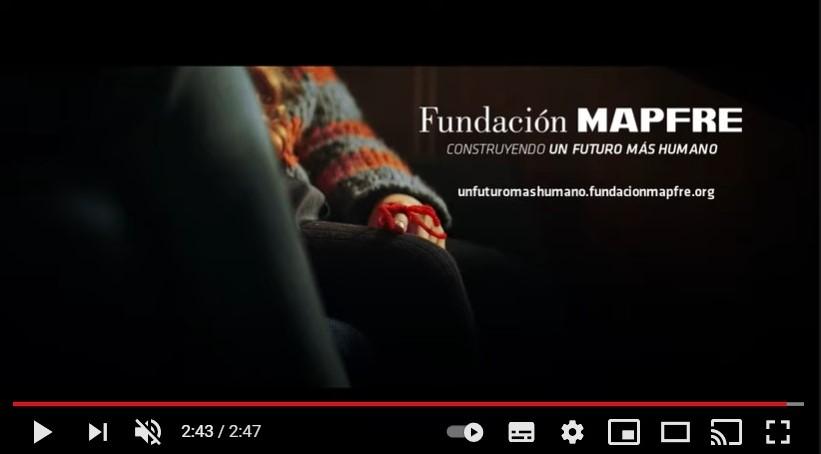"""Fundación Mapfre, """"Construyendo un futuro más humano"""""""