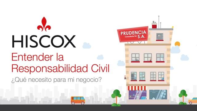 Hiscox ayuda a los pequeños empresarios a asegurar su responsabilidad