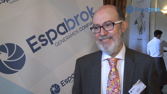 ¿Cómo compagina José Boada las presidencias de Pelayo e Icea?