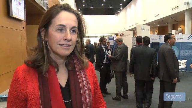 Flavia Rodríguez-Ponga hace balance de sus 5 años al frente de la DGSFP