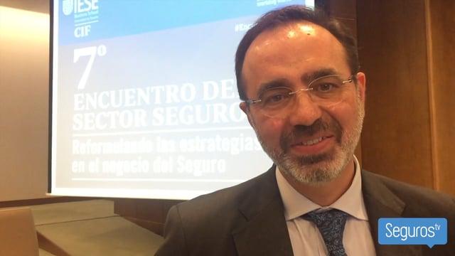 Andrés Romero (Santalucía) nos adelanta los avances de la compañía en el impulso de su negocio de vida