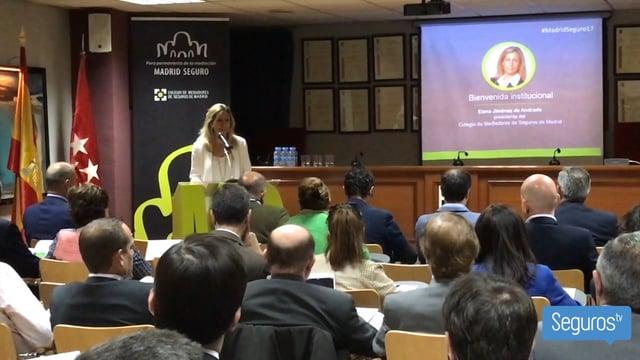 El Colegio de Madrid presenta la III edición del Foro Madrid Seguro