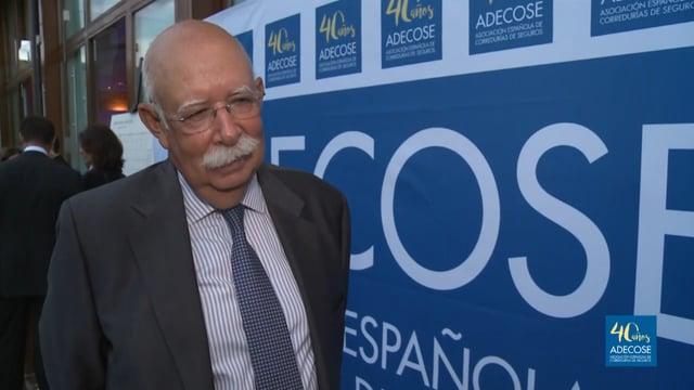 Hablamos con Aurelio Garzón, expresidente de Adecose