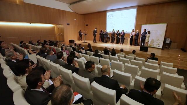 Así fue el II Encuentro de la Mediación-Sector Asegurador organizado por el Colegio de Granada