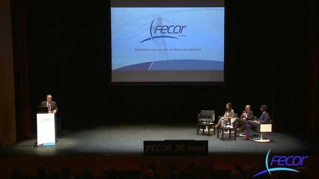 Todo lo que sucedió en el VI Congreso de Fecor está en este vídeo