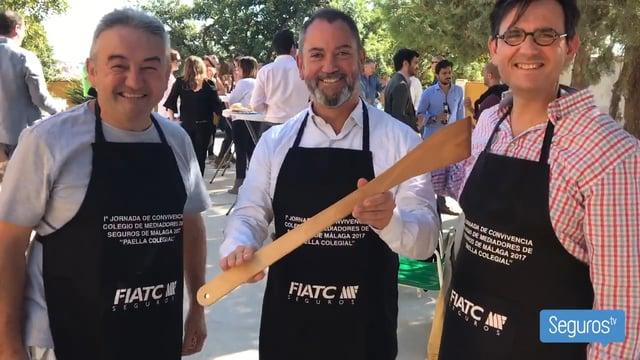 El Colegio de Málaga celebra su I Jornada de Convivencia con el apoyo de FIATC