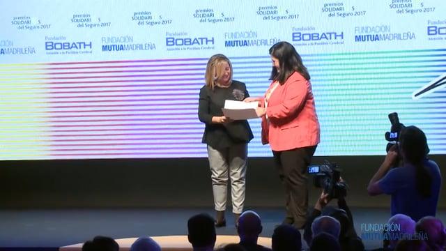 Fundación Mutua apoya a Fundación Bobath en los Premios Solidarios 2017