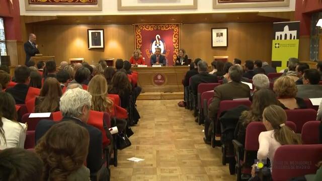 El Colegio de Madrid entrega los diplomas a sus alumnos de la promoción 2016 2017